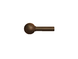Hudson Ball Finial - Classic (medium size)