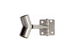 Corner Bracket - Chrome
