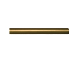 "1"" Round Hollow Rod - Classic (per foot)"